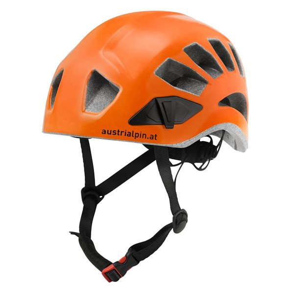 AustriAlpin casco Helm.ut LIGHT naranja mate