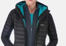 RAB Microlight Alpine Jacket mujer